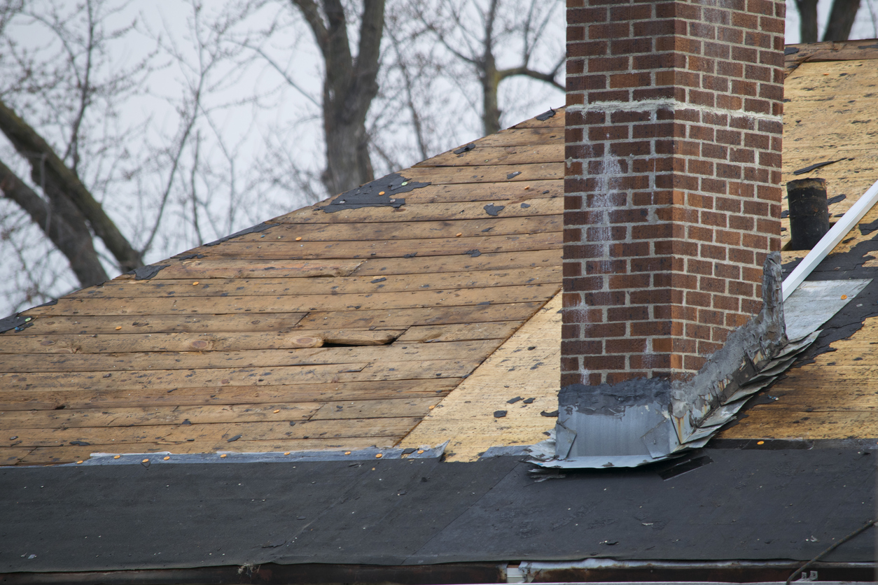 Maintain Roof Flashing, White House Roofing & Construction