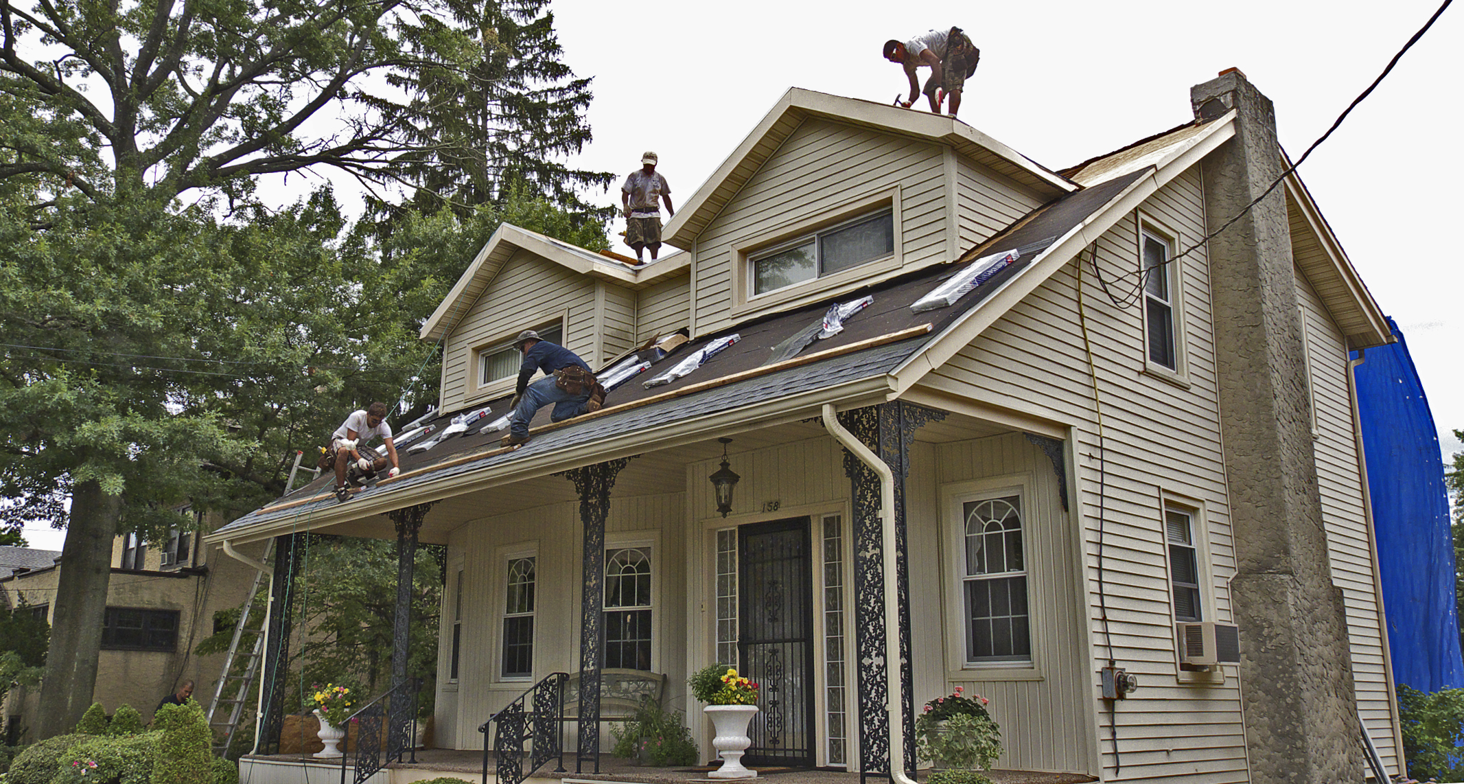 Successful Home Project, White House Roofing
