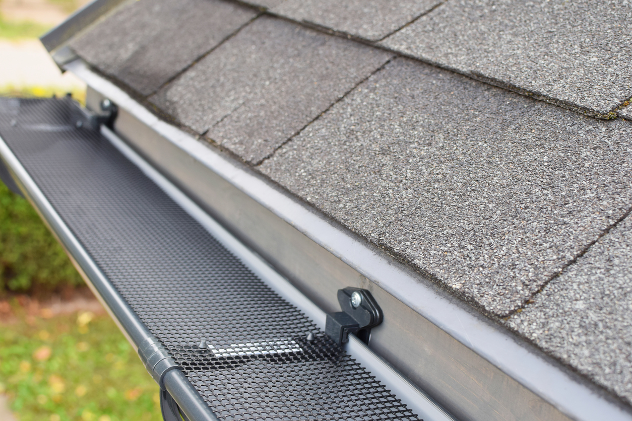 Gutter Guards Preserve Your Gutters, White House Roofing, South Carolina Roofing