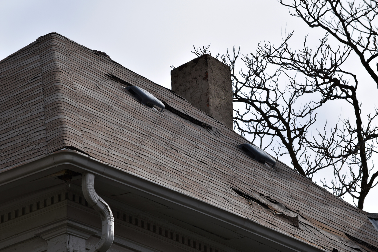 Shingles Are Not Lying Flat, White House Roofing, South Carolina Roofing